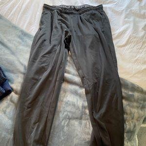 layer 8 black MENS sweatpants